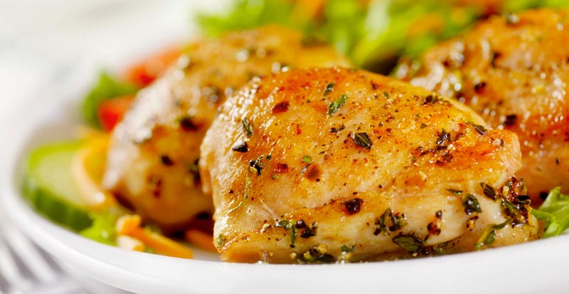 preparate din carne de pui Restaurant Arieseni