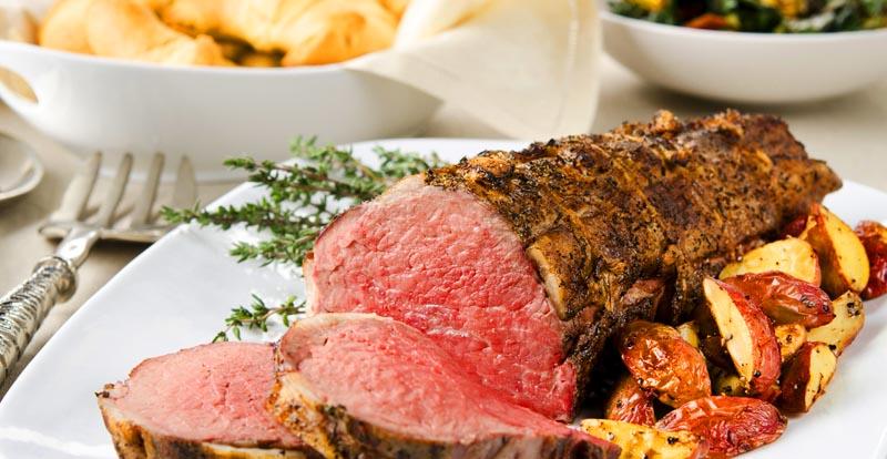 preparate din carne de vitel Restaurant Arieseni